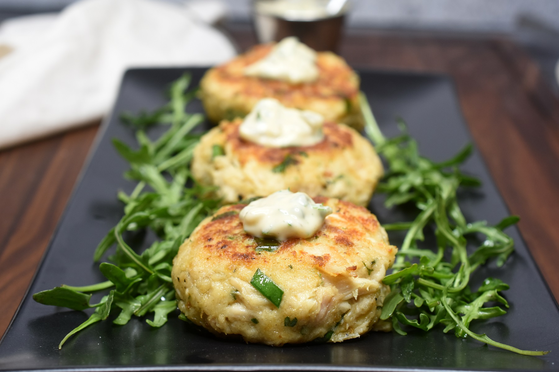 Easy Tuna Cakes Recipe